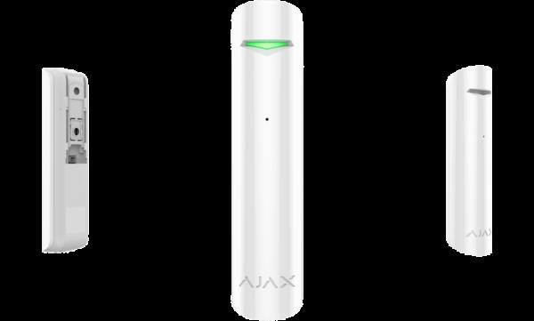 Ajax GlassProtect Ikkunarikko sensori valkoinen
