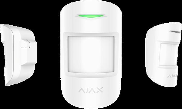 Ajax MotionProtect Liiketunnistin valkoinen