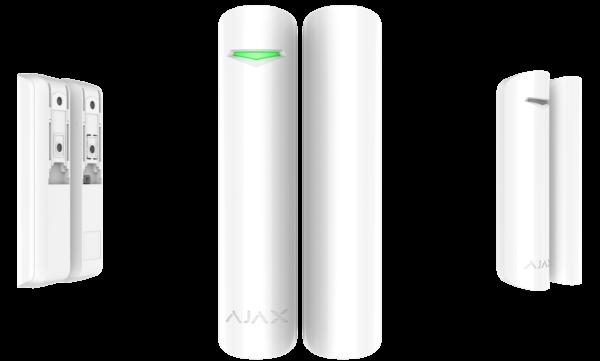 Ajax DoorProtect Ovisensori valkoinen