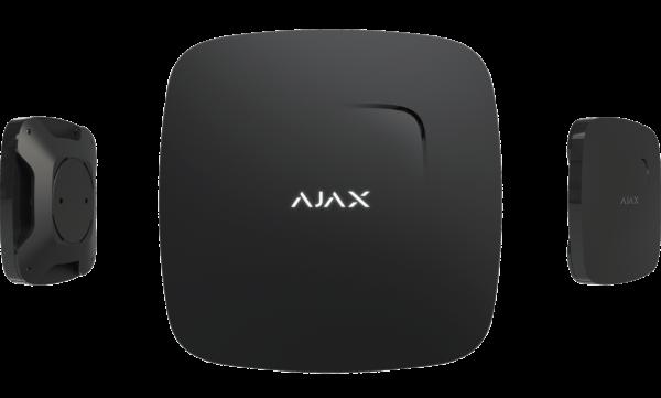 Ajax FireProtect Plus Palohälytin musta