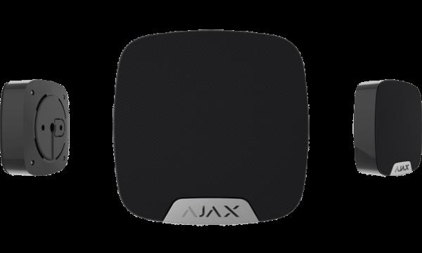 Ajax HomeSiren Sisäsireeni musta
