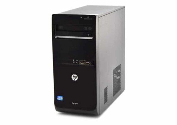 HP Pro 3500 pöytätietokone i5/8GB/120SSD