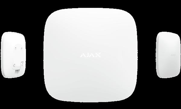 Ajax HUB Plus Keskusyksikkö valkoinen