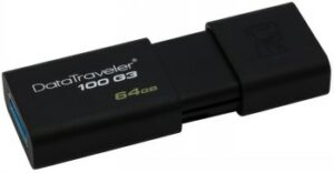 Kingston DataTraveler 100 G3 64GB 3.0