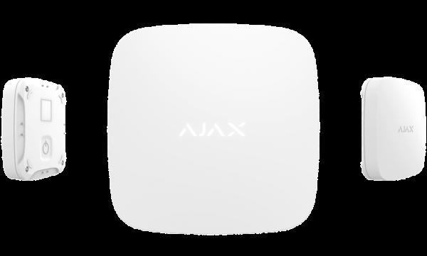 Ajax LeaksProtect Vuotohälytin valkoinen