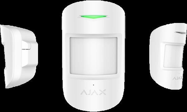 Ajax CombiProtect Liike+Lasi valkoinen