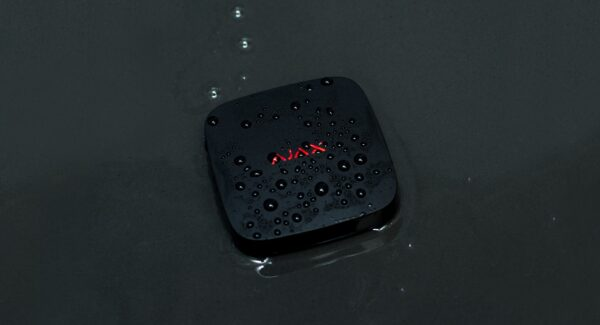 Ajax LeaksProtect Vuotohälytin musta