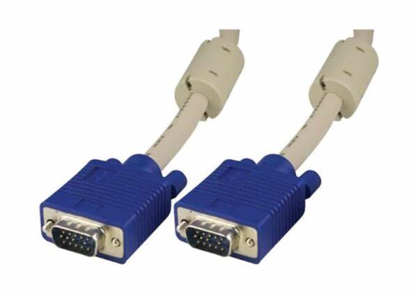 Deltaco VGA - VGA 25m kaapeli